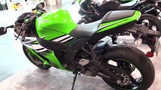 6. 2015 Kawasaki Ninja ZX-10R 30th Anniversary Edition Moto News