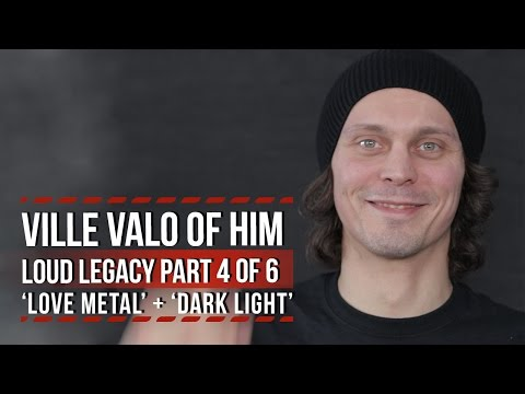 HIM's Ville Valo On 'Love Metal' + 'Dark Light'