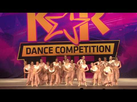 People's Choice// HOLD BACK THE RIVER - The Dream Center Dance Aca. [Long Island, NY]