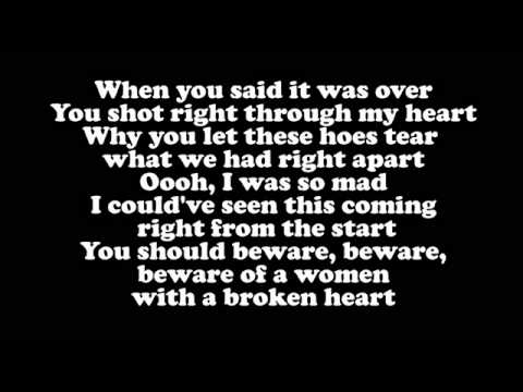 Big Sean - Beware ft. Lil Wayne, Jhene Aiko Lyrics Video