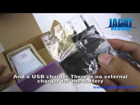 BenQ DC E1460 - Product Unboxing