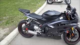10. Yamaha R6 2007