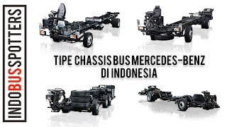 Video TIPE-TIPE CHASSIS MERCEDES-BENZ DI INDONESIA 2017 MP3, 3GP, MP4, WEBM, AVI, FLV Oktober 2018