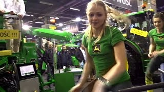 Video John Deere na Agrotech 2017 Kielce MP3, 3GP, MP4, WEBM, AVI, FLV November 2017