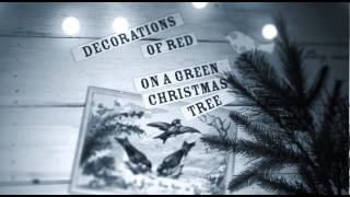 Delta Goodrem - 'Blue Christmas' (Official Lyric Video)