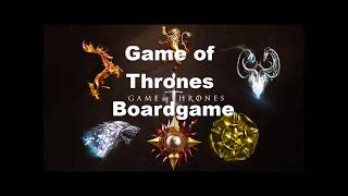 Hey guys and welcome to my extended and selfmade Game of Thrones board game ! Its based on the Game: A game of thrones...