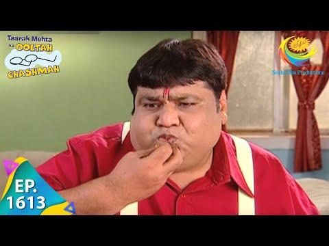 Taarak Mehta Ka Ooltah Chashmah - Episode 1613 - Full Episode