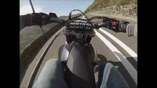 6. KTM SMC 690, GoPro Hero 3, Akrapovic - Quick Ride