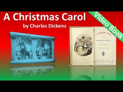 A Christmas Carol Audiobook by Charles Dickens (видео)