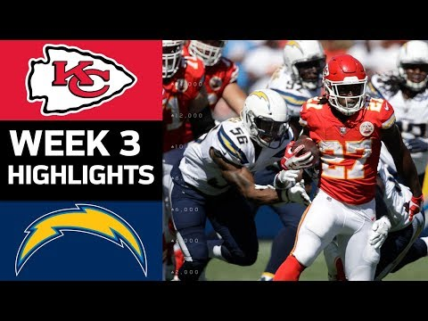Video: Chiefs vs. Chargers | NFL Week 3 Game Highlights