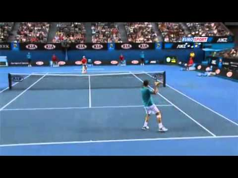 The Best Tennis Game In History (Murray Vs Llodra)