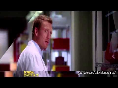 Grey's Anatomy 9.07 (Preview)