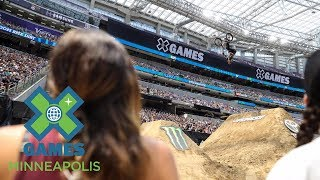Check out the highlights from the four days of action that went down in the new summer home of the X Games. We love you, Minneapolis.SUBSCRIBE ► http://xgam.es/YouTube X Games has been spreading the shred in action sports since 1995. For more coverage and highlights visit our official homepage at http://xgames.com---------Twitter ► https://twitter.com/xgamesFacebook ► https://www.facebook.com/XGamesInstagram ► https://instagram.com/xgames --------- Thanks for watching X Games!