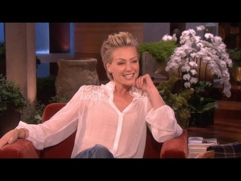 jennifer - Ellen's celebrity co-host did some investigating with Ellen's wife Portia and asked what about Ellen bugs her! See what she answered, right here.