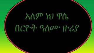 Alemneh Wasse On Reeyot Alemu