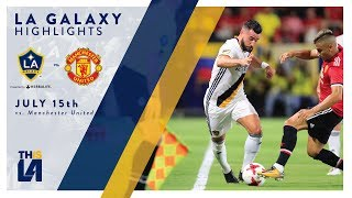 Watch highlights of the LA Galaxy's 5-2 loss to Manchester United.Want to see more from the LA Galaxy? Subscribe to our channel at http://www.youtube.com/LAGalaxy.Facebook: http://www.facebook.com/lagalaxyTwitter: http://www.twitter.com/lagalaxyWant to check out a game? Visit http://www.lagalaxy.com to view upcoming matches and purchase tickets!