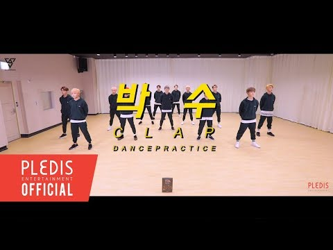 Video [Choreography Video] SEVENTEEN(세븐틴) - 박수(CLAP) download in MP3, 3GP, MP4, WEBM, AVI, FLV January 2017