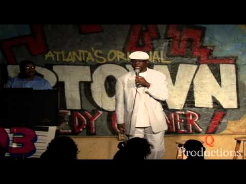 Marvin Dixon at Uptown Comedy Corner on how to win a fight