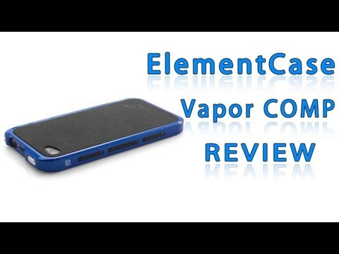 TechCrack - In this video I review the ElementCase Vapor COMP series for the Apple iPhone 4 and iPhone 4S Buy the ElementCase at: http://eachsupplier.com - $21.99 http:/...