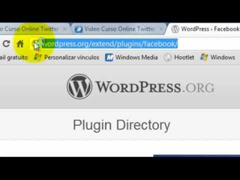 Como Configurar Plugin Oficial de Facebook para WordPress