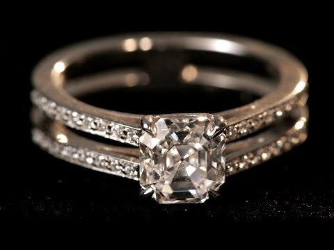 What Is a Solitaire Setting? | Diamond Rings