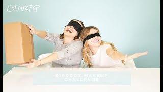 BIRD BOX MAKEUP CHALLENGE with Jordynn!!! by Kathleen Lights