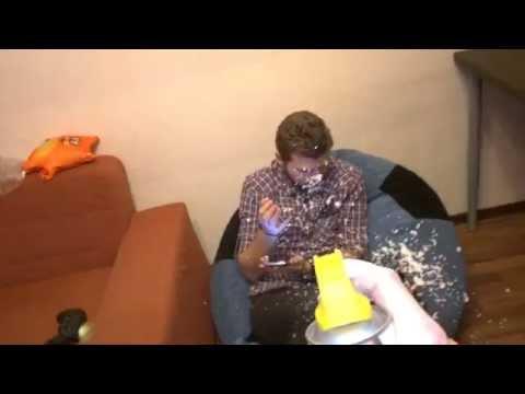 Приколы в офисе LizzzTV :-) (видео)