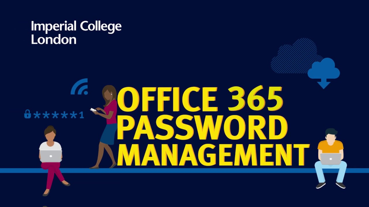 How to register for Office 365 password management