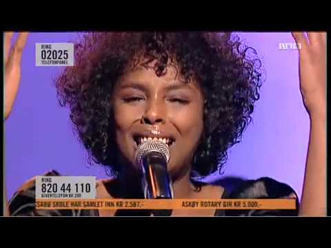 Noora Noor - What Man Have Done (from CARE´s Norwegian TV-Collection Show 2009)