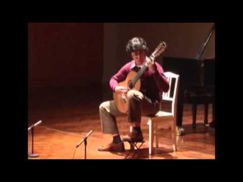 Sandhya Widhinugraha - J. S. Bach: Prelude BVV 1006a