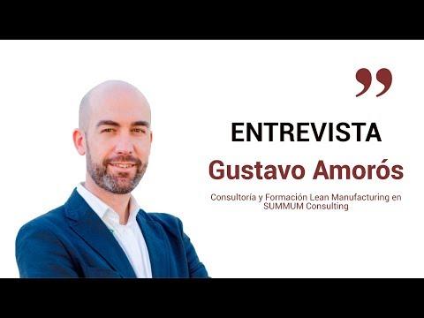 Entrevista Gustavo Amorós, socio fundador de SUMMUM Consulting[;;;][;;;]