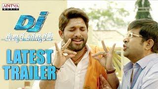 Duvvada Jagannadham Movie Latest Trailer