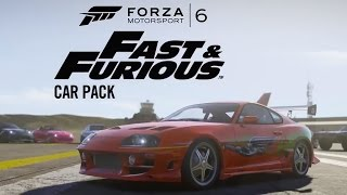 Nonton Forza Motorsport 6  Fast And Furious Car Pack Trailer Film Subtitle Indonesia Streaming Movie Download
