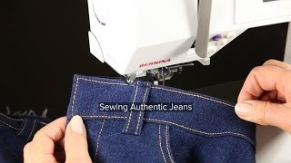Video Sewing Jeans Part 13, Sewing Jeans, Topstitching the Waistband MP3, 3GP, MP4, WEBM, AVI, FLV Juli 2018