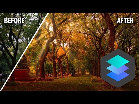 You are not going to believe what the new Luminar 2018 can do, it's a revolution for Windows and MAC