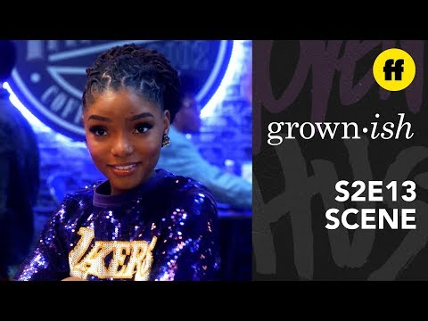 grown-ish Season 2, Episode 13 | Zoey and Junior Pull Up To The Club | Freeform