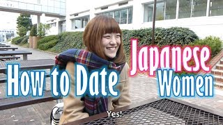 Date Japan  city photos gallery : How to Date Japanese Women (Their Voices) 大学生インタビュー(デート)【英・西字幕】