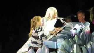 Video Lady Gaga - Gypsy, live in Denmark 27.09.2014 artRAVE MP3, 3GP, MP4, WEBM, AVI, FLV Maret 2019