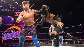 Nonton Noam Dar Vs  Sean Maluta  Wwe 205 Live  Aug  7  2018 Film Subtitle Indonesia Streaming Movie Download