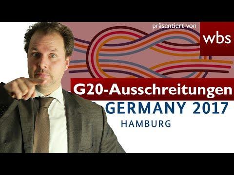 G20: BILD fahndet nach Randalierern - ist das erlaubt?
