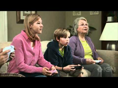 nintendo land e3 2012 - Family fun comes to the Wii U with Animal Crossing, Sweet Day. Watch the trailer for a glimpse at how the Wii U will foster fun for the whole family! The lat...