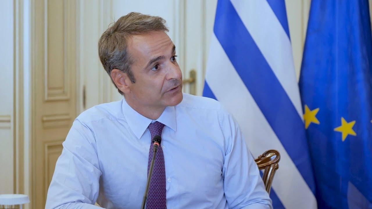 Κυρ. Μητσοτάκης: Αυτονόητη η δέσμευση του κράτους να εξασφαλίσει την κατοικία των αδύναμων οφειλετών