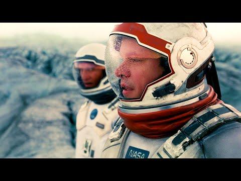 Cooper vs Dr. Mann Full Scene (Part 1) - Interstellar (2014) Movie CLIP HD