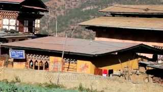 In Bhutan, it is common to find phallus symbols painted on the walls of houses and in temples. It may be a weird sight for us but for...