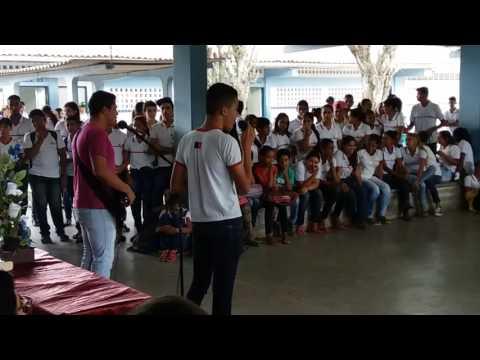 Reflexão da Semana Santa na Escola Mons Borges- Alagoa Nova