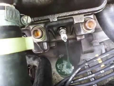 Замена жидкости в радиаторе ваз 21099 фотка
