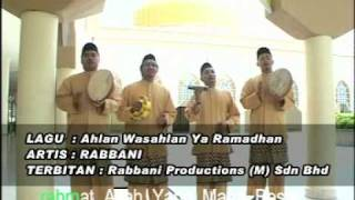 Download Video Rabbani - Ahlan Wa Sahlan Ya Ramadhan MP3 3GP MP4