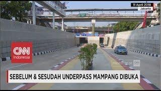 Video Penampakan Sebelum & Sesudah Underpass Mampang-Kuningan Dibuka MP3, 3GP, MP4, WEBM, AVI, FLV Juli 2018