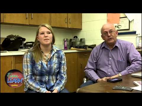 Grant Co FFA in Elgin, ND - Earn To Learn Success Story