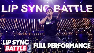 "Lonzo Ball Performs 2018 Pulitzer Prize Winner Kendrick Lamar's ""HUMBLE."" 